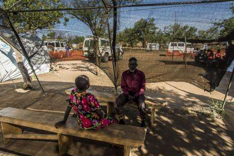 South Sudan Uganda SGBV sexual and gender-based violence