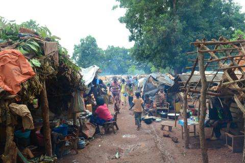 CAR Central African Republic armed conflict